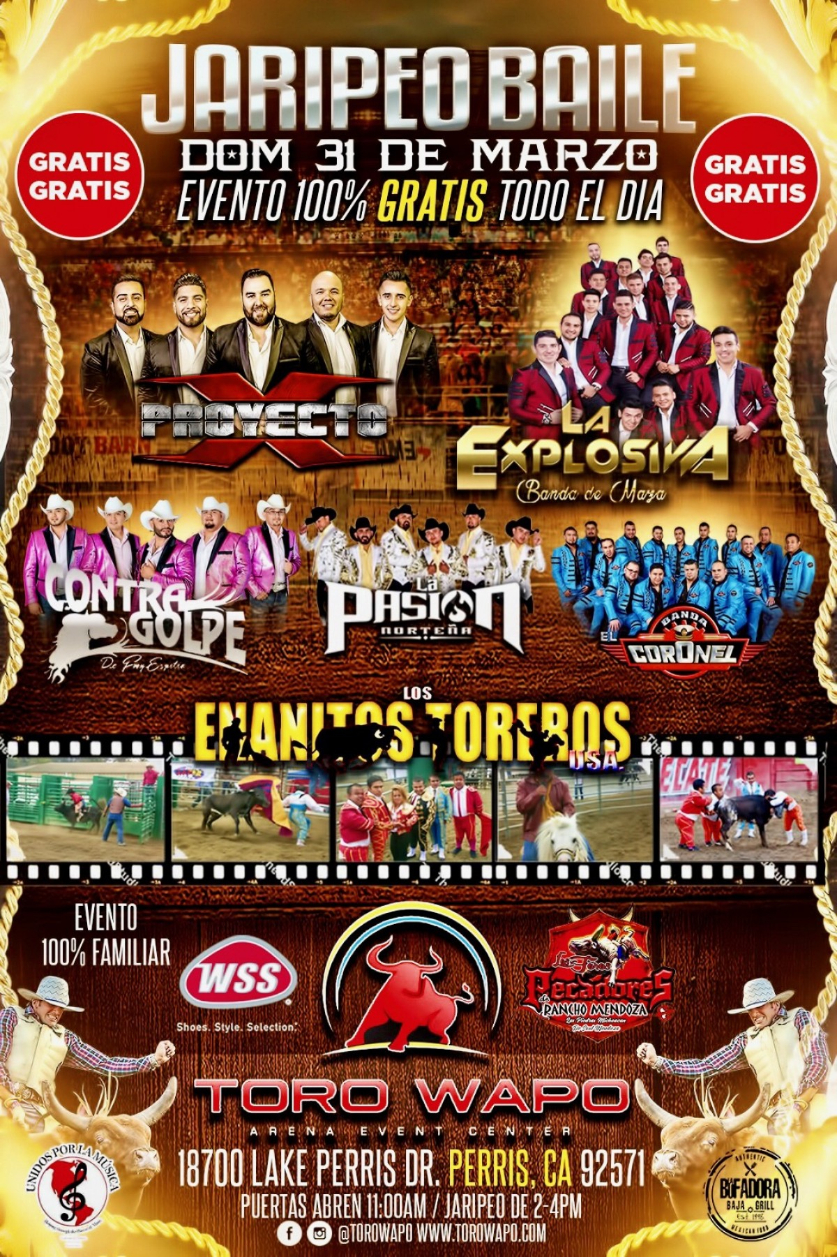 TW Jaripeo march 31